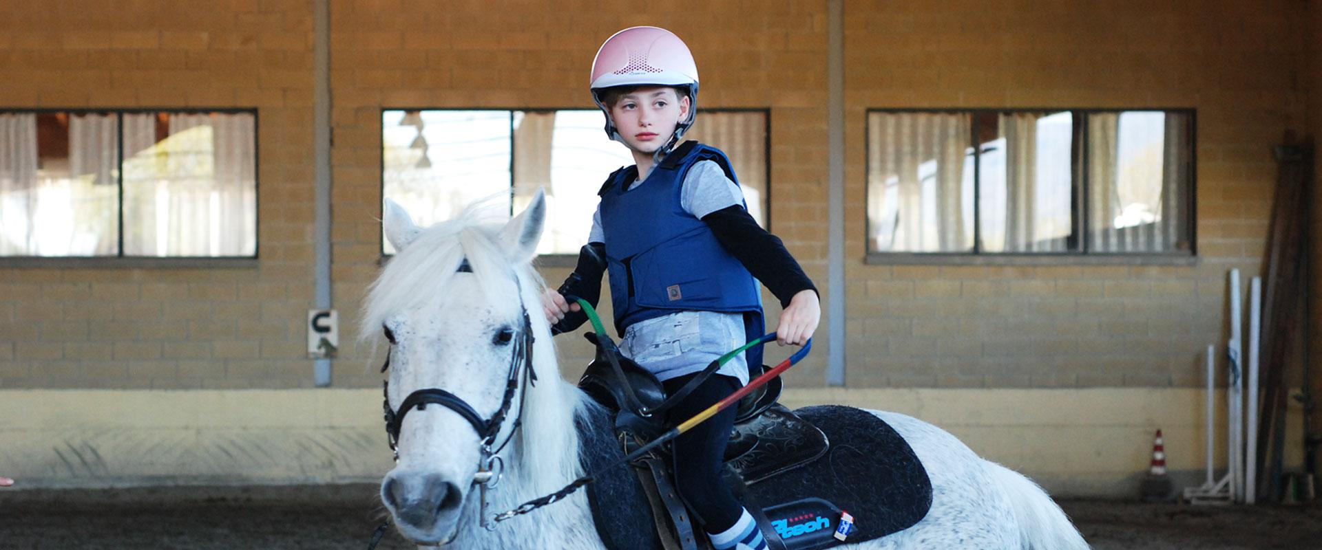 Equitazione americana per bambini e adulti
