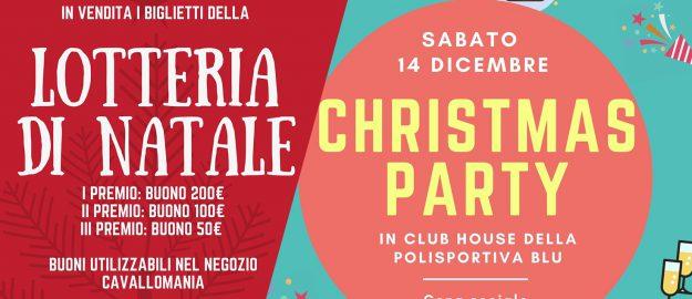 Natale in Polisportiva Blu